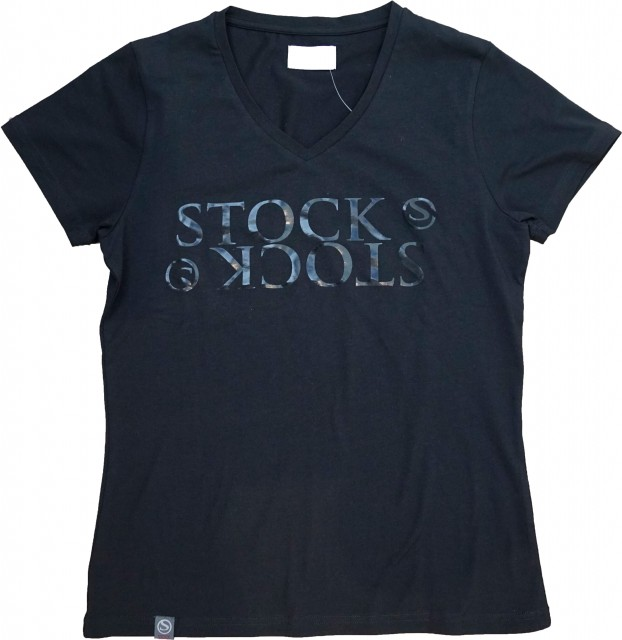 STOCK DUNKEL - Damen T-Shirt
