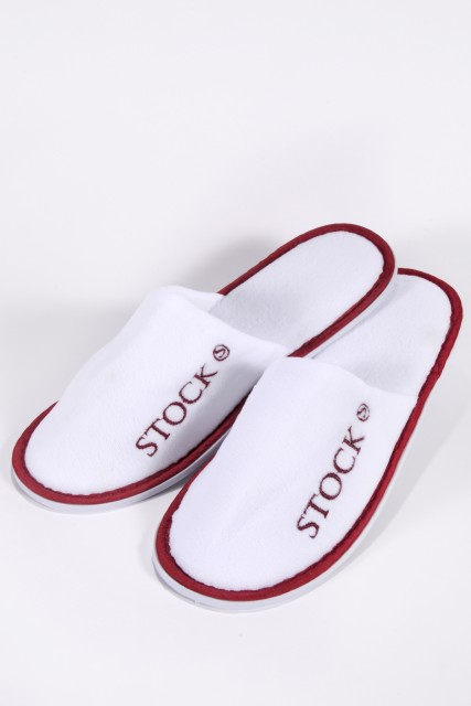 STOCK Badeslipper Damen